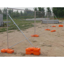Galvanized Hot Dipped Temporary Wire Mesh Fence
