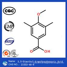 CAS 21553-46-8 China Factory 98% Pó 3, ácido 5-dimetil-4-metoxibenzoico