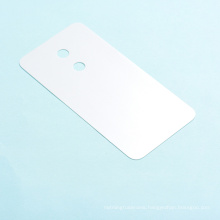 Customized Zirconia Ceramic Mobile Phone Back Cover