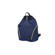 Кожаная сумка для подгузников с рюкзаком