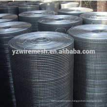 Hebei factory high quality galvanized welded wire mesh