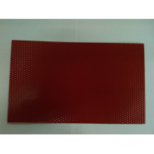1050 Anodized Embossed Aluminum Plate for Building