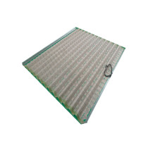 Wave Type FLC 600 Series Rock Shaker Screen Solid Control Shaker Screen with high quality mesh