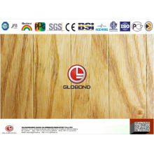 4D Wood Cladding for Wall