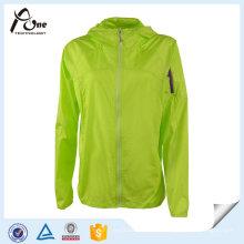 Frauen Outdoor Windjacke Anti-UV Sport Jacke