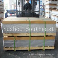 4mm aluminium roofing sheet 6063 temper O