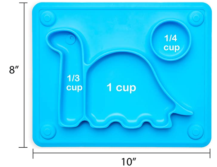 Silicone Baby Plates