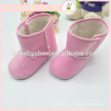 Cute baby boots for baby with safety fabric ,custom logo accept.Welcome OEM