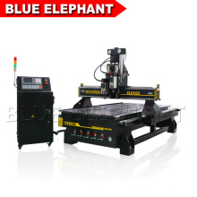 Multi-spindles cabinet making wood working decoration cnc router machine with delta inverter