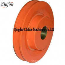 Foundry Cast Iron V Grooved Belt Pulley
