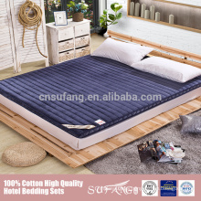 China Supplier High density Flannel bed mattress
