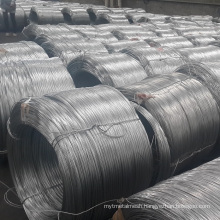 Factory supply hot dipped galvanized wire used in producing kinds of wire mesh