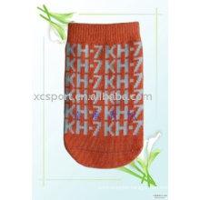 knitted mobile phone socks