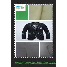 tela del uniforme de escuela uniforme/traje