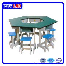 Mobilier de laboratoire Hexagon Electrics Table and Dest