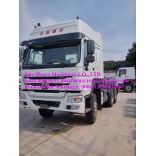 Sinotruk Howo 6X4 371hp ZZ4257S3241V Tractor Truck Head