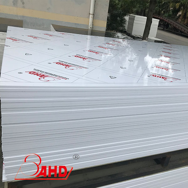 Anti-UV HDPE sheet