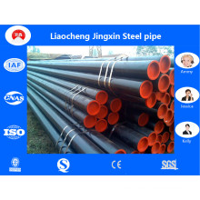 141,3 mm Od API 5L / 5CT de tubería de acero sin costura de buena calidad