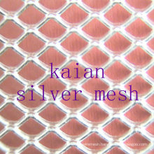 Pure Silver Mesh / Silver Wire Mesh / Sterling Silver Mesh ---- The best metal of electric conductivity and thermal conductivity