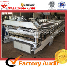 Rusia Desain Dinding Panel Roll Forming Machine