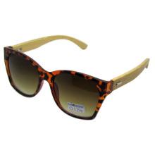 Gafas de sol de madera de moda de la vendimia (sz5754)