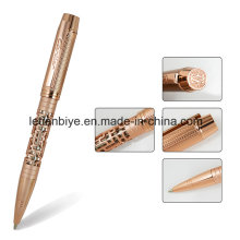 CNC Luxury Metal Pen, Hollow out Logo Customized Pen (LT-C809)