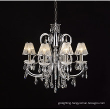 Hotel Light Fitting Crystal Modern Chandeliers (cos9185)