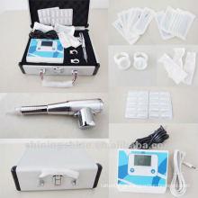 Adaptador e bateria manipular máquina de maquiagem permanente digital e caneta tatuagem para sobrancelha e lábio