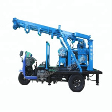 1000m drilling depth truck mounted water well drilling rig