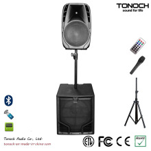 Hot Sale 18 Inches Subwoofer PA System Speaker