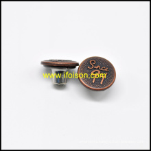 Alloy Jeans Button for Trousers