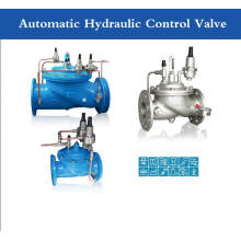 Easy Operation Acv Series Automatic Hydraulic Control Valve