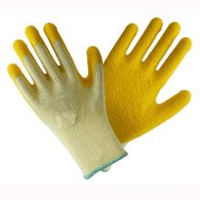 (LG-016) Gants de travail de sécurité protectrice au sol en latex 13t