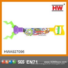 De alta qualidade de plástico 56 CM Robot Arm Kit Toy Boy