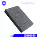 Éponge dure de sable en gros d'oxyde d'aluminium pour le nettoyage de cuisine