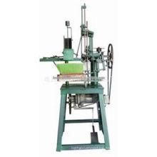 manual semi-automatic broom machine