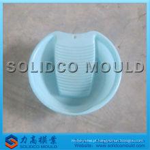 molde de injeção plástica de lavagem do banho