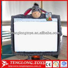 Горячая распродажа! Прекрасный украшенный мультфильм покрытие экрана компьютера