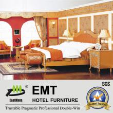 Mobiliário luxuoso para quarto de hotel (EMT-D1201)