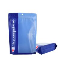 Zipper Biodegradabale Flexible Plastic Packing Bag Zip-Lock Reusable Vacuum Champion Cloth Bag