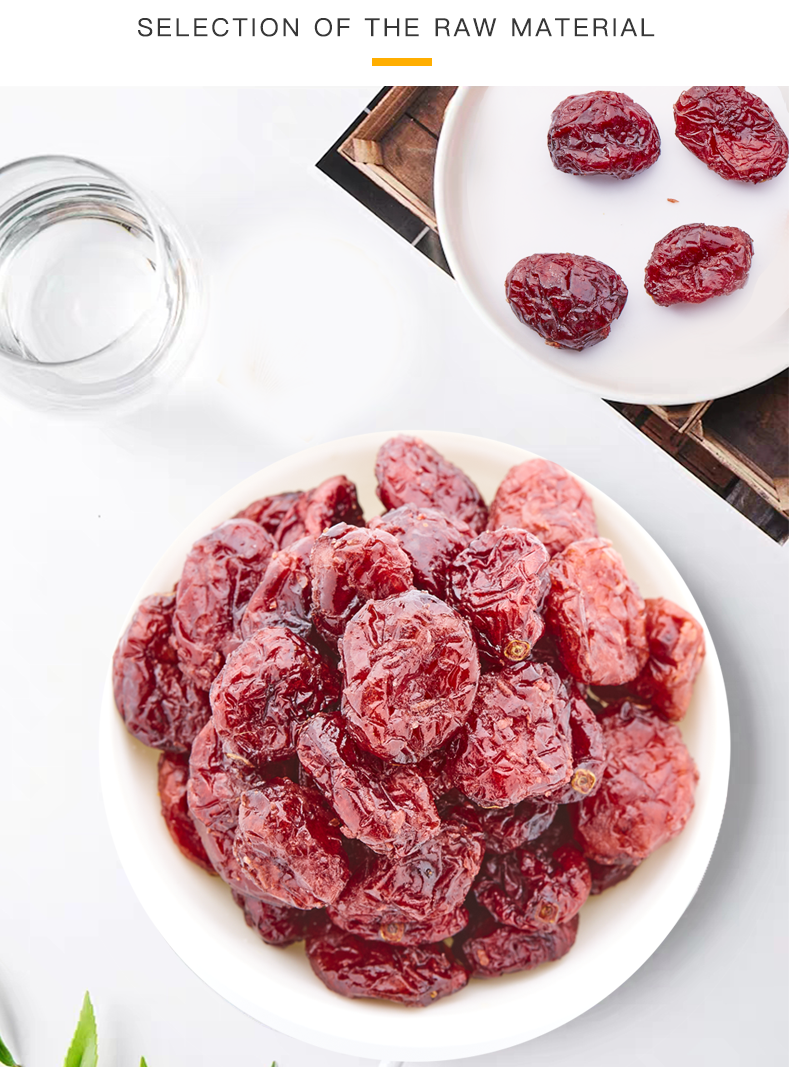 Dried Fruit Dried Cranberry