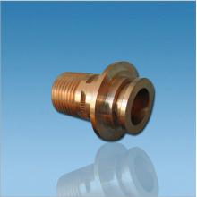 Hardware-Teile CNC-Drehmaschine Stück zu Abbildung Custom (ATC-429)