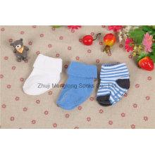 Conception personnalisée bébé garçons coton chaussettes chaussettes en coton pour bébés garçons