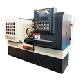 CK6140*1000mm Flat Bed Long Shaft Part Processing Turning CNC Lathe Machine