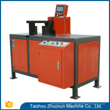 2017 High Quality Round Bar Chamfering 420V Processing Brass Busbar Punching Machine