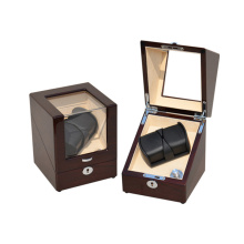 Automatic watch winder rolls