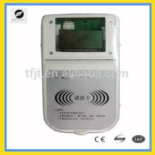 Умный Предоплаты метр,карточки RF горячей водоизмерительных дистанционного управления метр для холодной воды