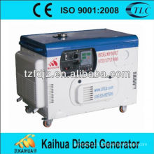 Air Cooled 5kW Silent Type Diesel Generator Sets China Assembled