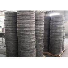 Embalaje corrugado de malla de alambre de acero inoxidable