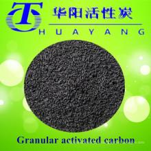 Столбчатый активированный уголь/активированный фильтр углерода для промышленных сточных вод
